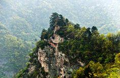 Wudang Monastery, Wudang Mountains, China