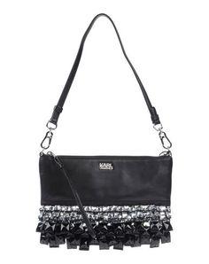 KARL LAGERFELD Handbag. #karllagerfeld #bags #clutch #hand bags #