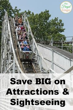 Want to save on fun family activities on your vacation? Use these tips to save BIG on attractions and sightseeing!