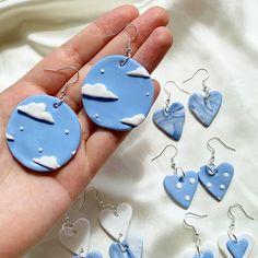 Polymer Clay Miniatures, Polymer Clay Charms, Polymer Clay Projects, Clay Crafts, Polymer Clay Jewelry, Polymer Clay Kawaii, Cute Jewelry, Diy Jewelry, Handmade Jewelry