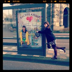 Look what I spotted in Amsterdam? My Little French Kitchen has launched in Dutch :), absolutely love Rachel Khoo