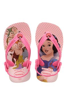 00977e897 Havaianas Baby Disney Cuties Sandal Pearl Pink Price From  24