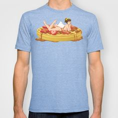 Waffle Girl T-shirt