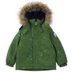 Reima Skaidi Jacket - Boys' | evo Kindergarten Outfit, Straight Cut, Fur Trim, Evo, Canada Goose Jackets, Winter Jackets, Faux Fur, Boys, Green