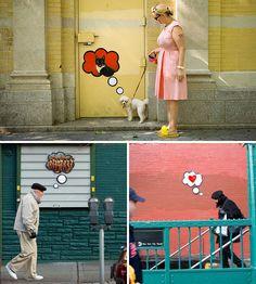 interactive street art - Google Search