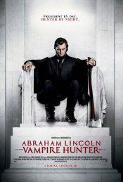 June 22, 2012 - Abraham Lincoln, Vampire Hunter