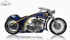 Image result for orange county choppers black widow