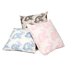 Rabbit Cushions