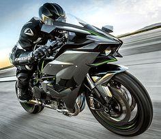 Kawasaki NINJA H2R                                                                                                                                                                                 Plus