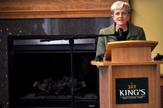 Anti-poverty advocates working to dissect London's poverty-related social issues are encouraged about a new partnership announced Dec. 12 between the London Poverty Research Centre and King's University College. Sue Wilson, University College, Dec 12, St Joseph, Social Issues, Conference, Encouragement, King, London