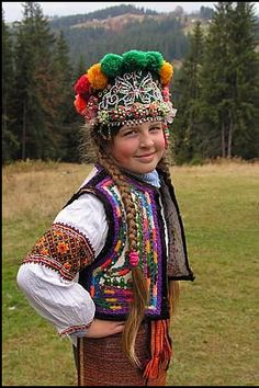 Ukraine, from Iryna Ukraine, Sea Of Azov, Flower Head Wreaths, Folklore, Half The Sky, Bridal Headdress, Tribal People, Ukrainian Art, Expresso