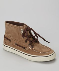 Take a look at this Brown Bahama Chukka Boot by Sperry Top-Sider on #zulily today!