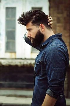 Beard is back in fashion.With the cold weather kicking in, now is the perfect time to test-drive a bit of extra chinsulation. Let your beard grow out a little longer over Christmas and go for a sexi manly look.Here are most Badass Beard-Growing & Grooming Tips http://goo.gl/zERTlu