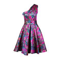 Enid Dress | Emile Vidal Carr | Wolf & Badger 433