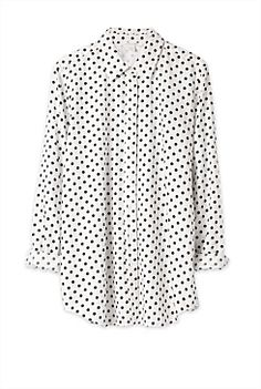 Perfect Spotted Shirt