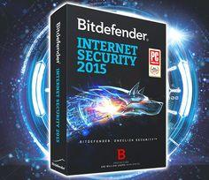 Bitdefender Internet Security 2015 Lizenz Product Key 6 monate
