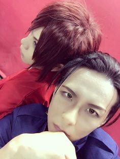 Mahiro and Hiyori Visual Kei