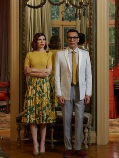 Fred Armisen and Carrie Brownstein in Portlandia