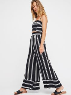Stripe Outside The Lines Set at Free People Clothing Boutique