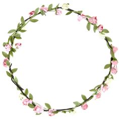 Flower Crown ($4.99) ❤ liked on Polyvore featuring accessories