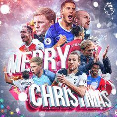 Premier League Official Artwork 2 on Behance Christmas Graphic Design, Sports Graphic Design, Premier Football, Nba, English Premier League, Branding, European Football, Videos Funny, Champions League