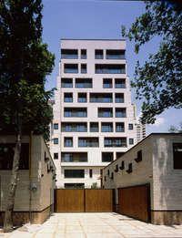 Haiat- e - Elahie Residential Building on Architizer