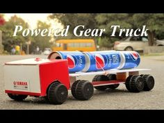 Lab Robot - Modellismo, Giocattoli e Robotica: How to make a Powered Gear Truck
