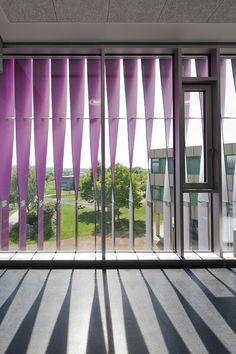 Trespa International BV (Product) - Trespa Meteon - Helix doorbreekt de rust - architectenweb.nl