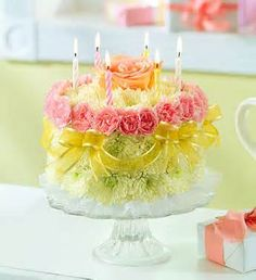 14 Best Birthday Flower Gifts Images