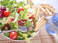 Salad by GuilleRusso on Creative Market