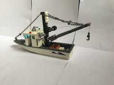 LEGO Ideas - Fishing Boat