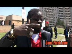 Beenie Man at Jane and Finch - YouTube