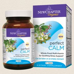 Feature Product Reviews: New Chapter Is Giving Folks The Perfect Calm
