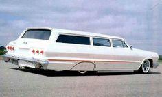 Low impala wagon!!!!