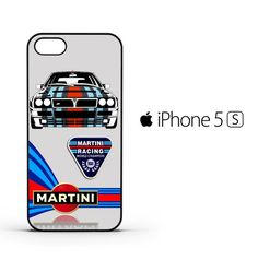Martini Lancia International Classic X3456 iPhone 5 | 5S | SE Case