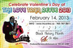 Love Train Revue coming in February!