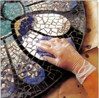 Basic Mosaic Design Tutorial from the Arts and Crafts Center