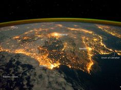 La llum de les ciutats