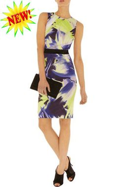 Welcome To 2013 Karen Millen DQ104 Dramatic print back mesh bodice Online Store,Now Karen Millen Dramatic print For Sale At Floral Dress cute #womenfashion #ramirez701 #FloralDress #Floral #Dress #topdress www.2dayslook.com