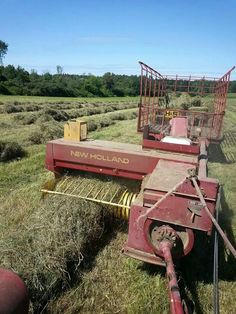 remember all those summers baling hay in the hot summer sun. but I loved it!!!