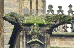 Las gárgolas de la Catedral (3): la fachada norte. - Paperblog