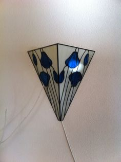 Lamp Stained Glass Lamp Shades, Tiffany Stained Glass, Stained Glass Windows, Stained Glass Projects, Stained Glass Patterns, Glass Porch, Porch Lamp, Tea Candle Holders, Glass Boxes