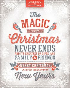 20 Most Beautiful Premium Christmas Card Designs You Would Love to Buy