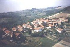 Verrua Savoia vista dall'alto
