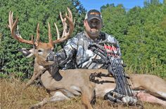 The Matt Serwa buck story includes trail cameras, dogs, tracking, and lots of antler. Learn more here.
