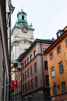 Die Storkyrkan in Gamla Stan Stockholm  ... #gamlastan #stockholm #schweden #sweden #sverige