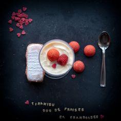 tiramisu fraise framboise