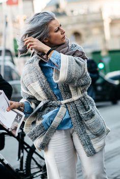 The top street style looks from Copenhagen fashion week