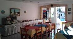 Hotel Tsambika Sun in Archangelos. Breakfast   Ontbijt ruimte