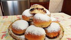 ΝΤΟΝΑΤΣ ΣΤΟΝ ΦΟΥΡΝΟ!! Greek Recipes, Candy Recipes, Doughnuts, Muffin, Food And Drink, Cooking Recipes, Sweets, Cookies, Chocolate